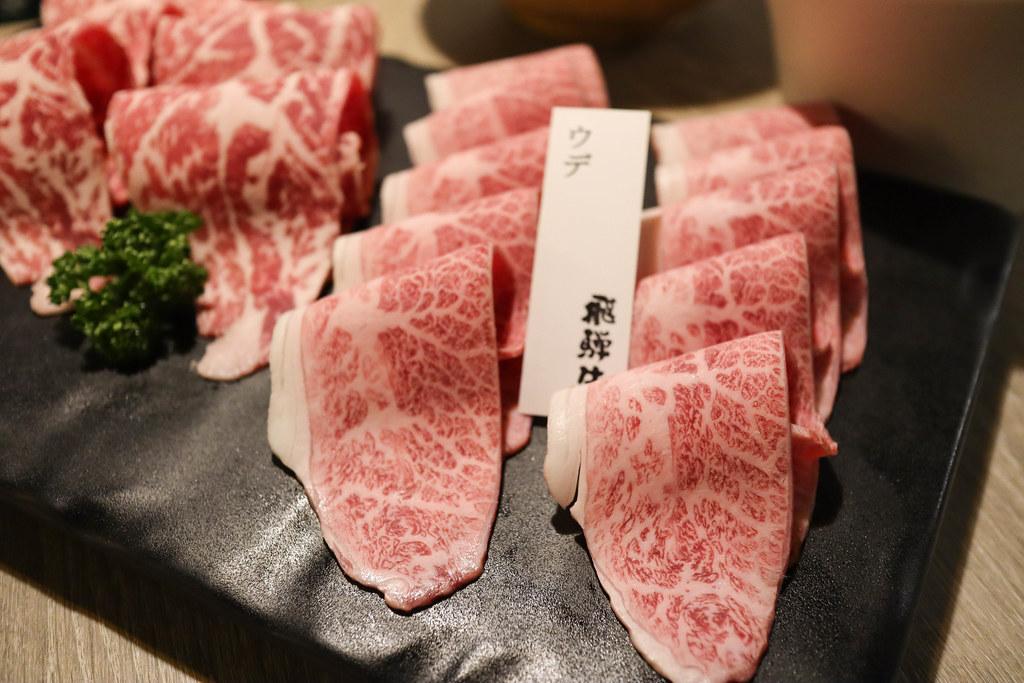 釧井 飛驒牛(海鮮鍋物) (35)