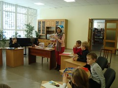 Зустріч з Євгенією Пиріг. 14.12.19. ім. К. Чуковського