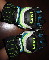 LEKI Worldcup Race Flex S Junior<small> | recenze (mini test) z 18.12.2018</small>