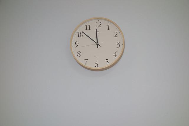 法詩計時電波鐘(12)