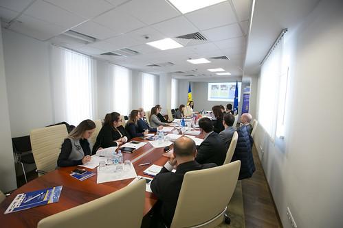 23.01.2019 Ședința Comitetului de coordonare Twinning
