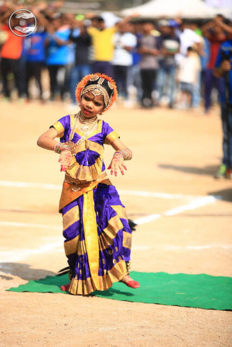 Traditional dance by Bal Sewa Dal