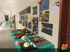Sistema solar: confira os trabalhos dos alunos do 4º ano EF