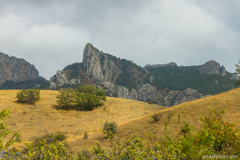 Гора Легенер, Крым