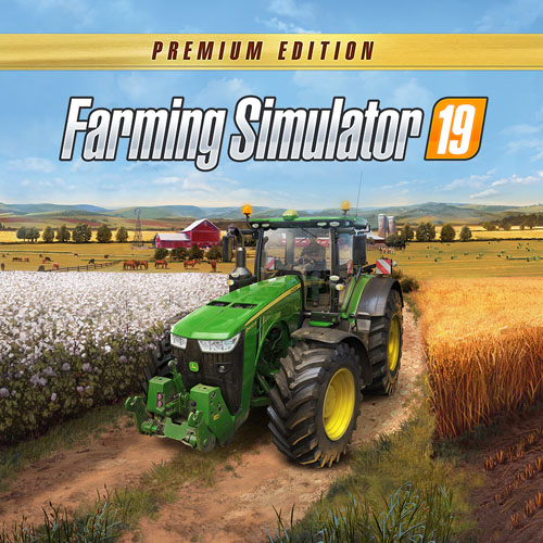 Farming Simulator 19 – Premium Edition