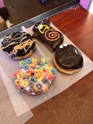 Voodoo Doughnut. From Donut-Hopping Portland: 3 Quintessential Hotspots