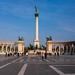 Plaza de los Héroes. Budapest. Hungria.