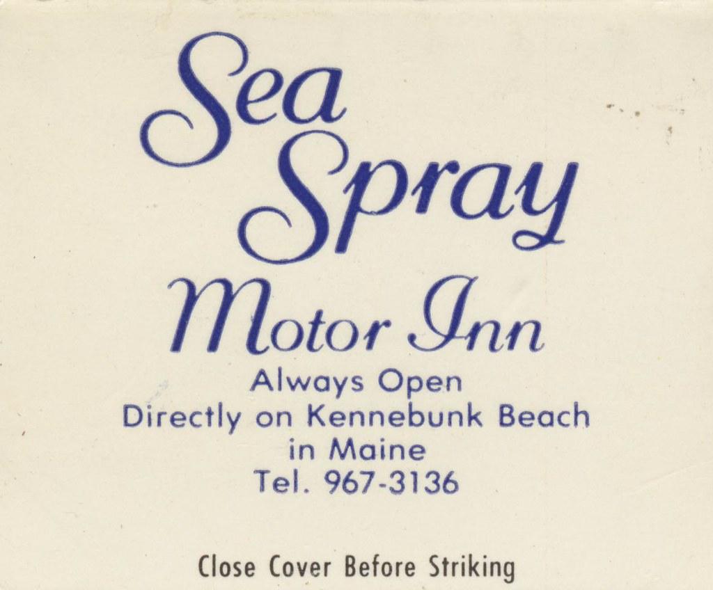Sea Spray Motor Inn - Kennebunk, Maine