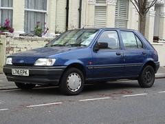 1993 Ford Fiesta 1.1 LX