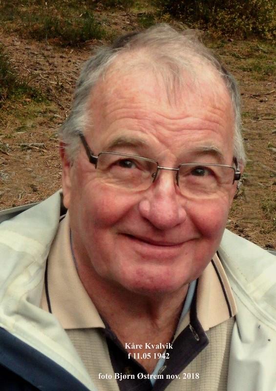 Kåre Kvalvik
