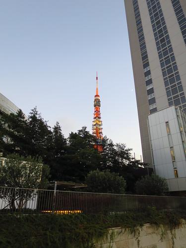 Tokyo Tower, Minato-ku, Tokyo