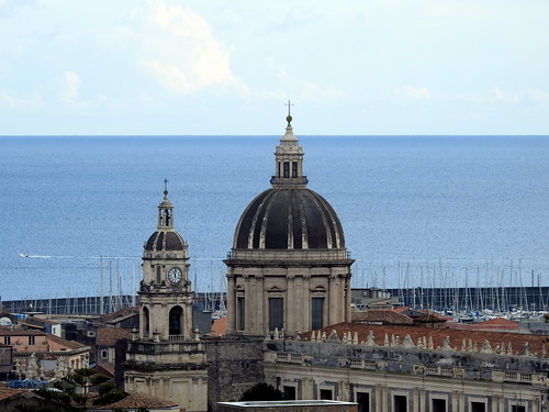 Catania - Chiesa di San Nicolò l'Arena