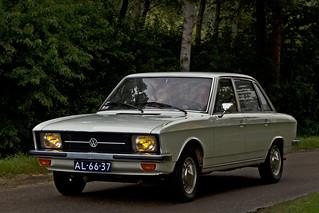Volkswagen K70 1972 (3223)