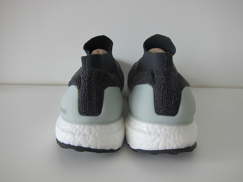 Adidas Ultra Boost Laceless - Back