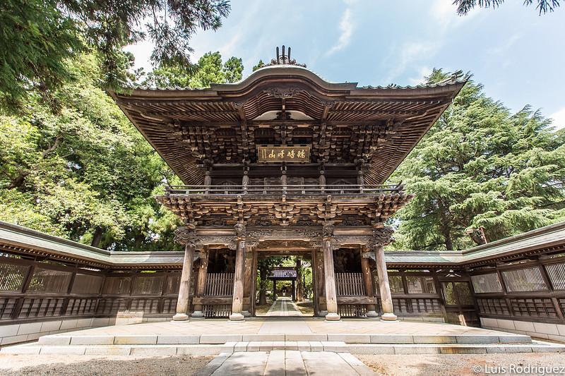 Templo Hoonji de Morioka