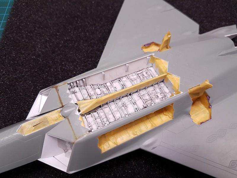 Academy 1/72 F-22A Air Dominance Fighter - Sida 5 32361494658_80e8718de0_c