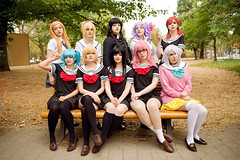 Mahou Shoujo Site / Magical Girl Site Cosplay