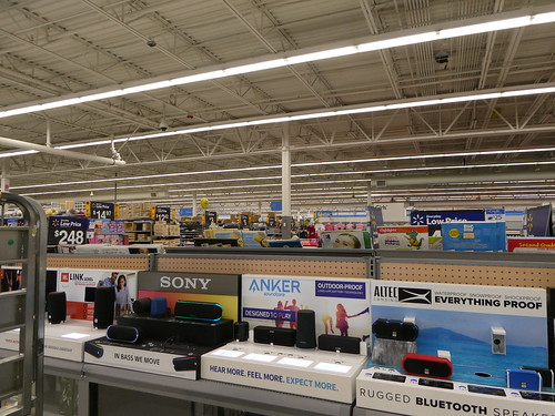 2019-03-15 - Street Photography – Big-box Stores – Walmart