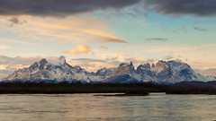 Torres del Paine town & hotel