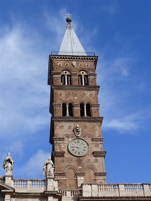 Santa Maria Maggiore, campanile, Panasonic DMC-TZ35