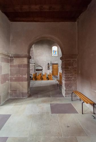Abbatiale St Trophime 2 (Eschau, France)-106