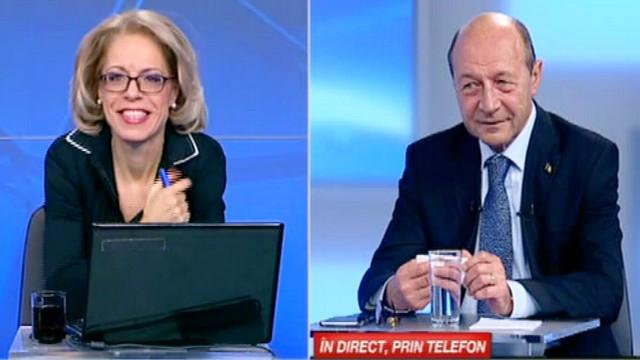 TRAIAN BASESCU si LUDOVIC ORBAN despre circul din PSD – LILI RUSE 21 noiembrie