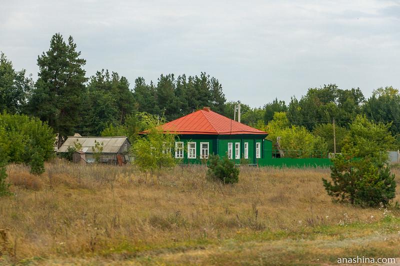 Частный дом, Воронежская область