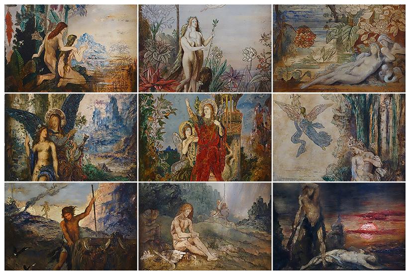 Gustave Moreau 00