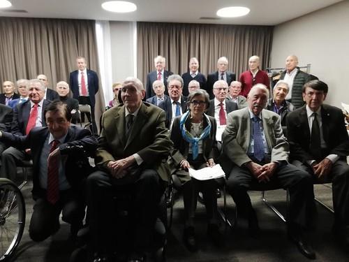 Reconocimiento Seniors SECOT Bizkaia