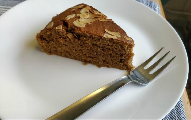 Recept: Sinterse speculaascake