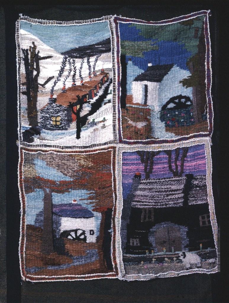 PW0020 Arran Heritage Tapestry