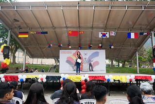 Festival Internacional Cultural se desarrolla en la FCSH