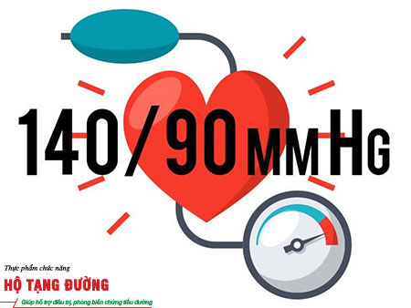 Người tiểu đường cần giữ huyết áp dưới 140/90 mmHg