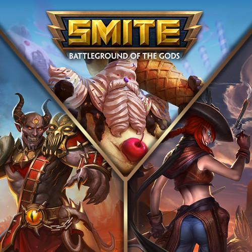 The SMITE Arena Bundle