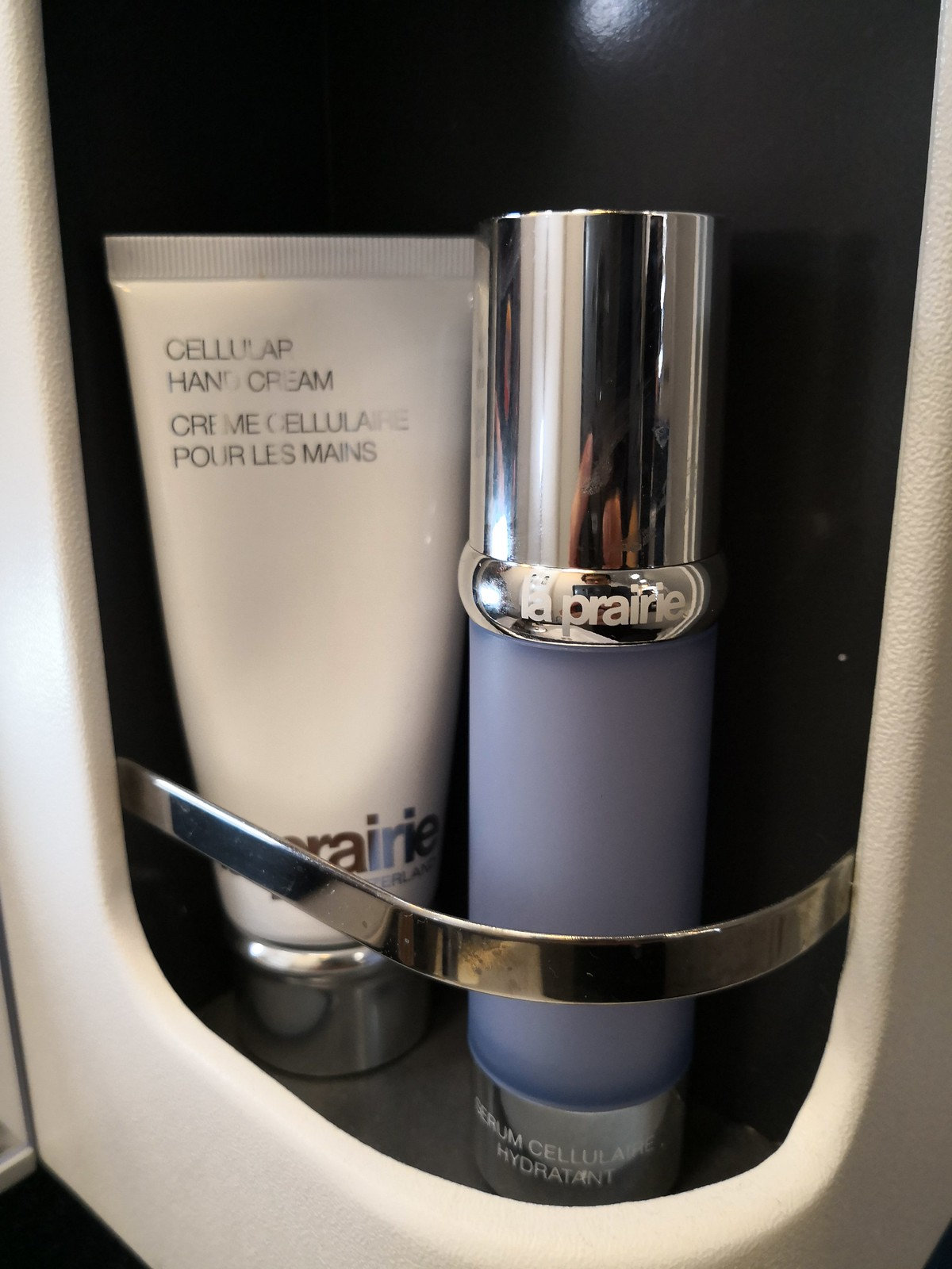 La Prairie amenities
