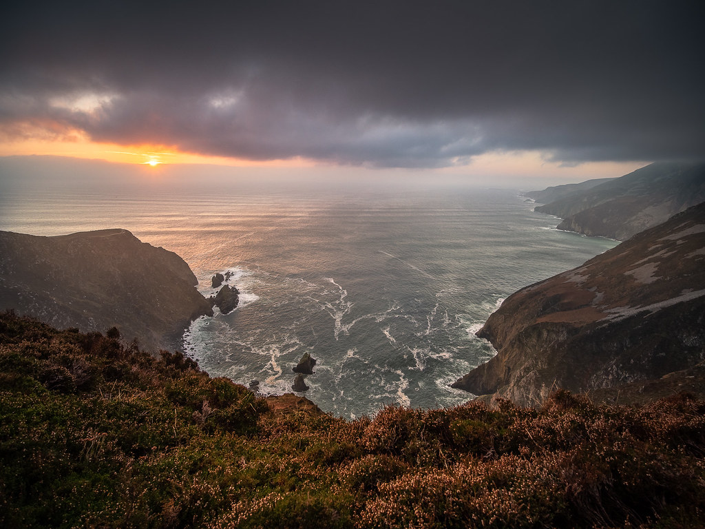 Slieve League, Donegal, Ireland picture