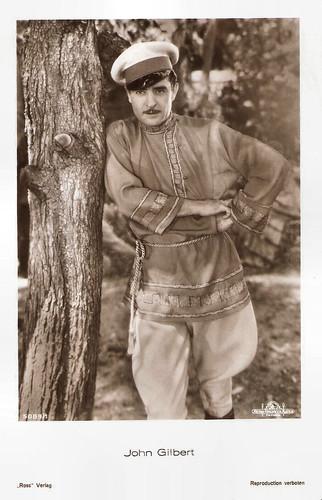 John Gilbert in Redemption (1930)