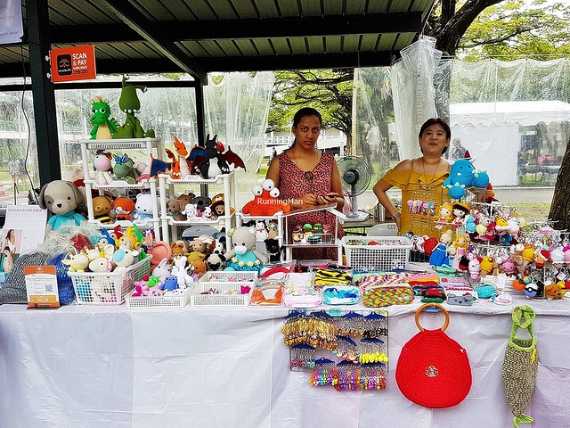 Stall 207 - Hand Made Toys & Trinkets