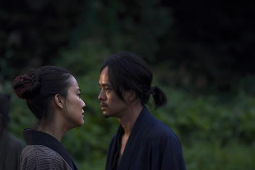 映画『斬、』 ©SHINYA TSUKAMOTO/KAIJYU THEATER