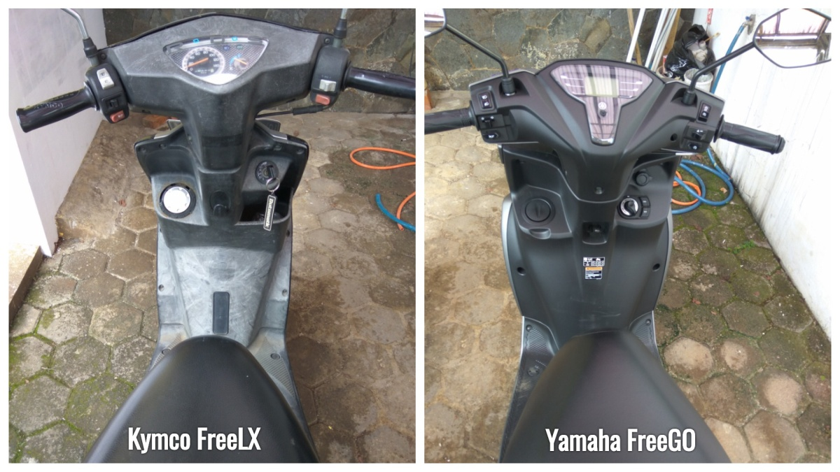 tempat isi bensin yamaha freego