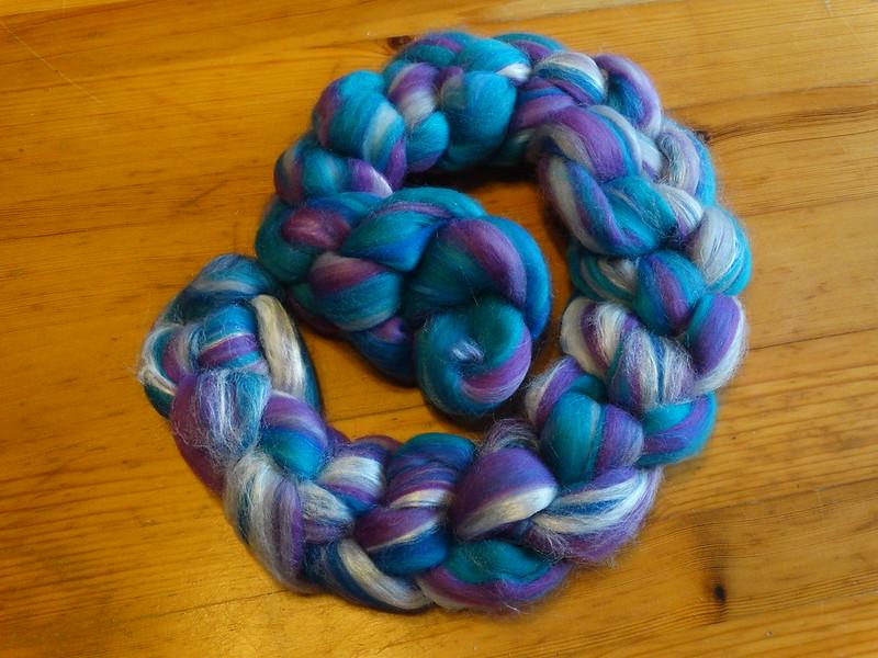 Non-Standard Merino & Silk Blend
