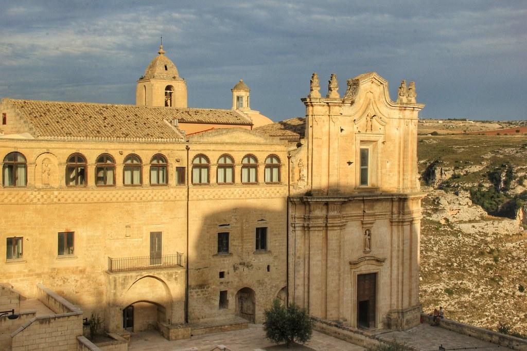 Convento di Sant'Agostino, Matera