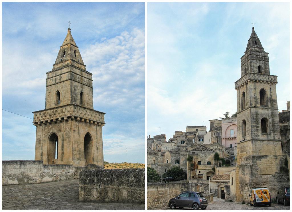 Chiesa di San Pietro Barisano, Matera