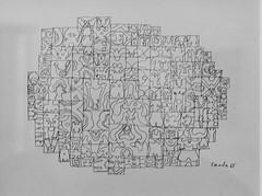 Untitled (1965) - José Escada (1934 - 1980)
