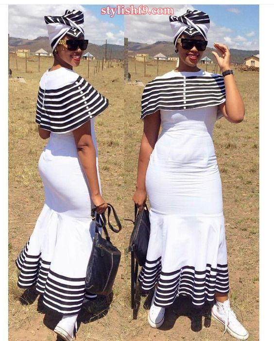 Heritage Xhosa Traditional Attire 2019 • Stylish F9