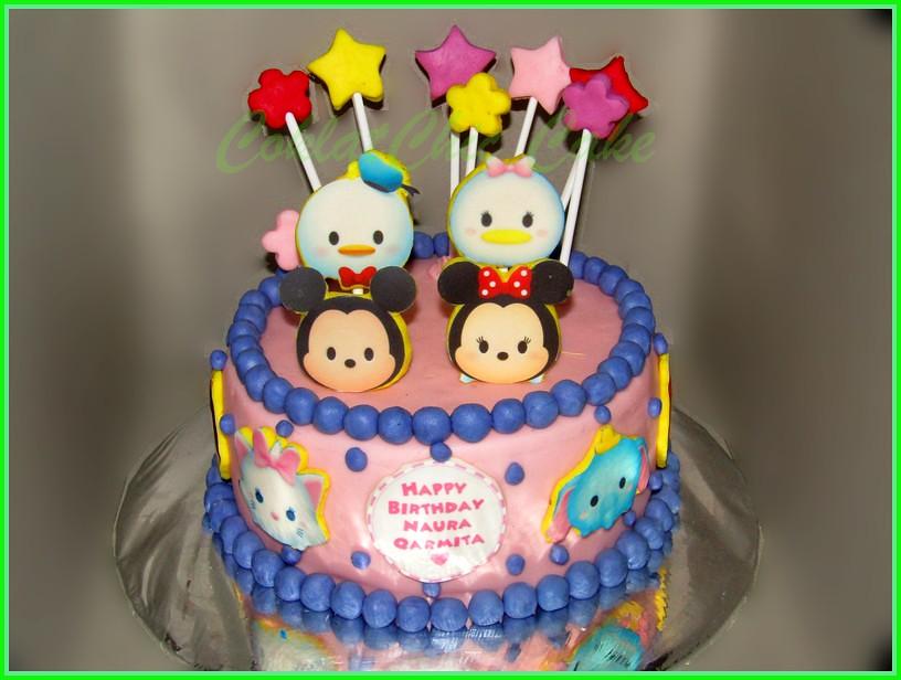 Cake Disney Tsum Tsum 18 cm