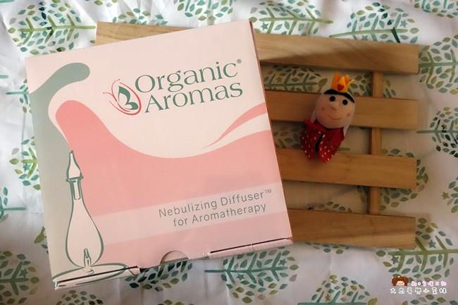 OrganicAromas 擴香儀 精油香氛 (30)