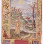 Splendor Solis Plate VII - The Third Parable