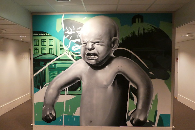 street art, Smarthotel, Oslo