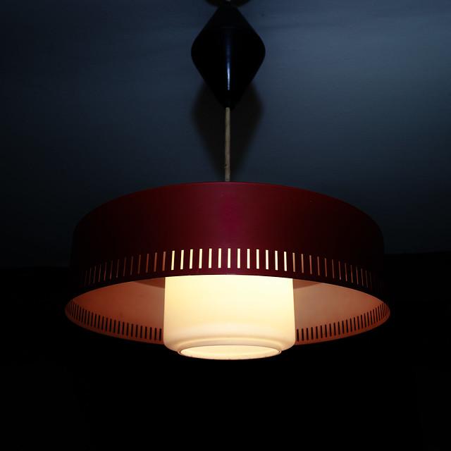1960's Danish Lamp Shade